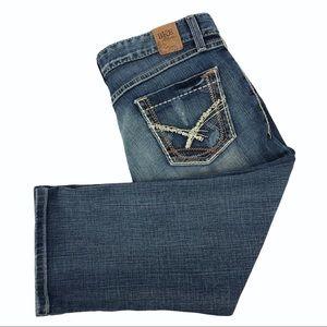 BKE Sabrina Cropped/Capri Jeans Size 27 Women's